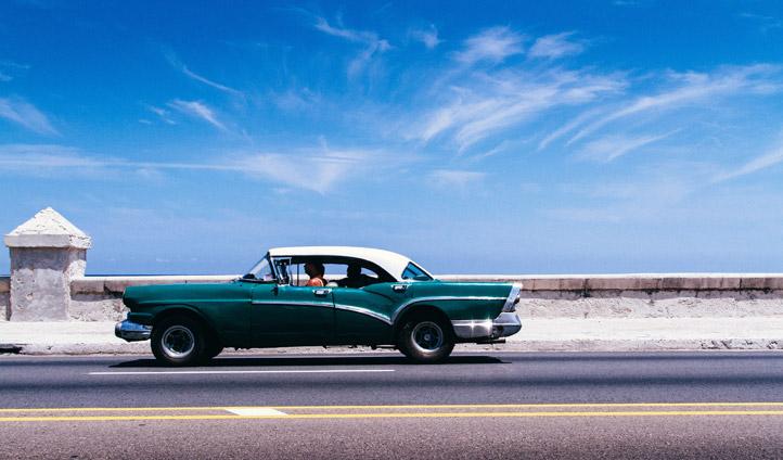 Havana's seafront