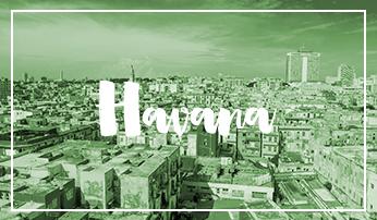 Havana City Edit Guide