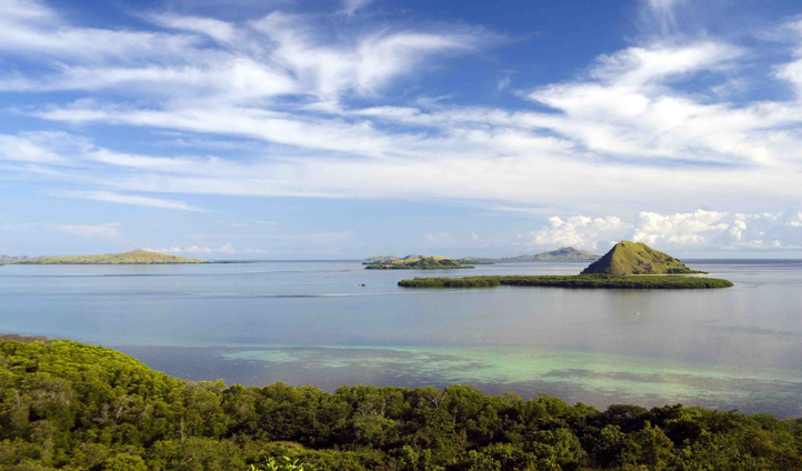 The exquisite Komodo National Park