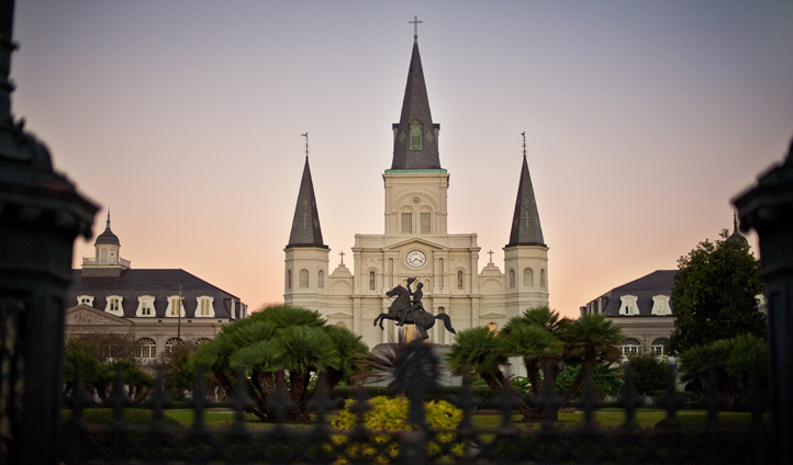 Explore beautiful New Orleans
