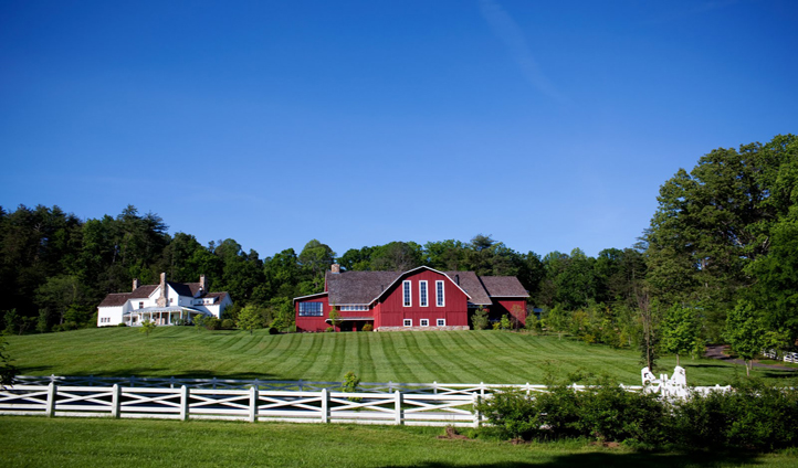 An idyllic escape to Blackberry Farm