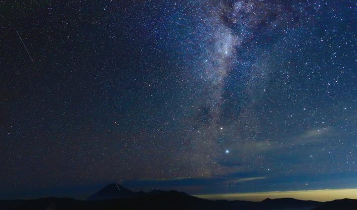 A stargazer's paradise
