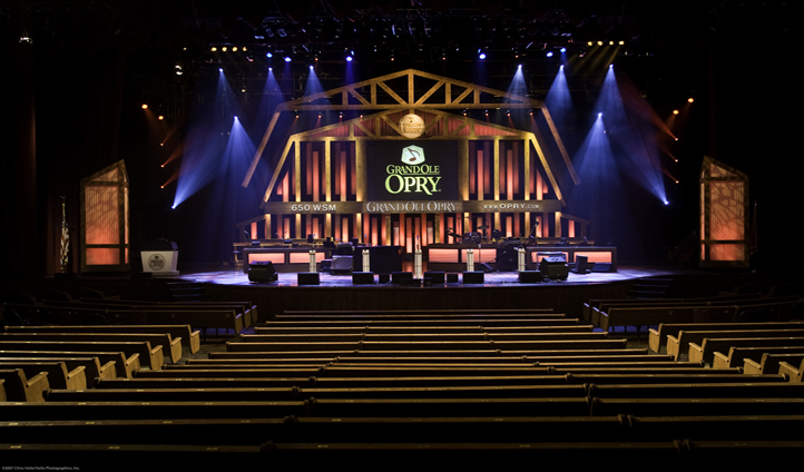 Nashville has played host to some of the biggest names in country music