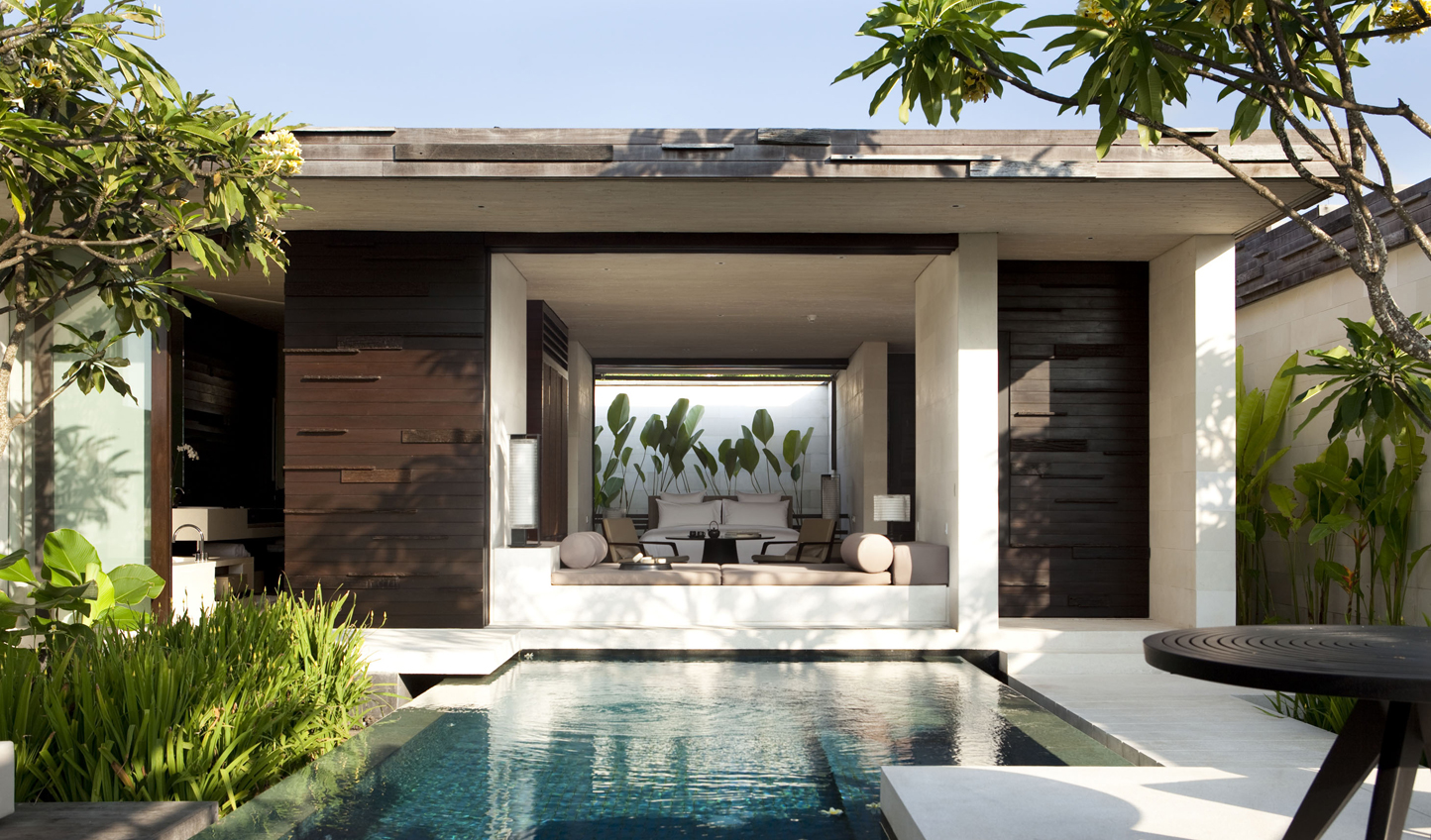 Retreat to gorgeous villas with private pools