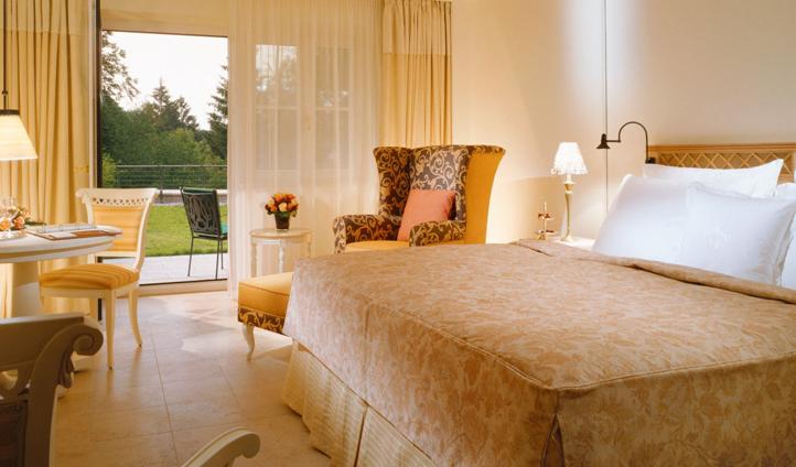 Schloss Fuschl boasts 110 elegant rooms