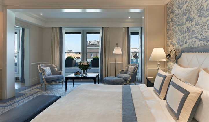 Hotel Sacher names it suites after famous operas