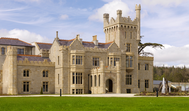 Your very own castle at Lough Eske
