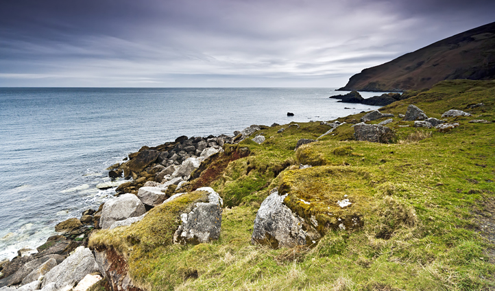 Look our for stranded sailors in Murlough Bay