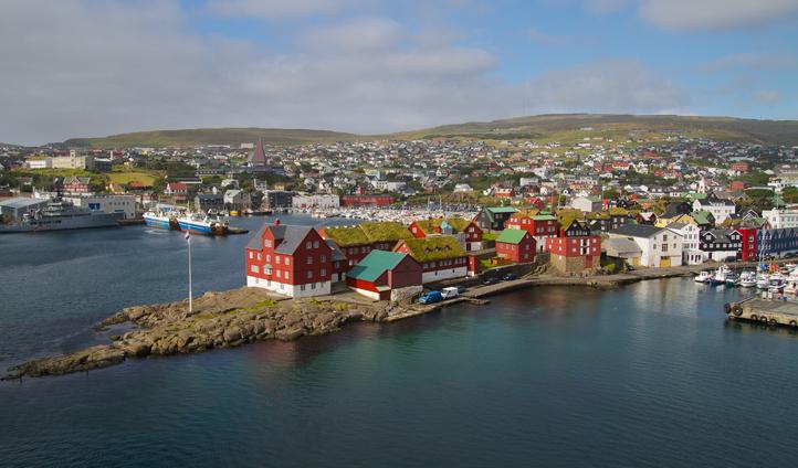 Explore charming Tórshavn