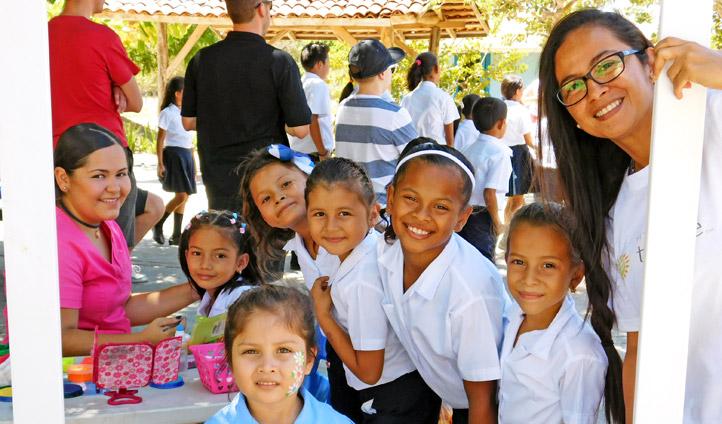 Volunteer to support local communities