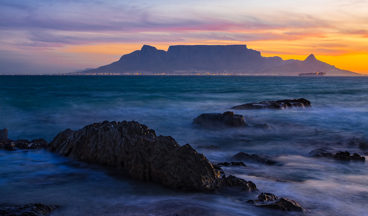 Table Mountain is incredible from every angle