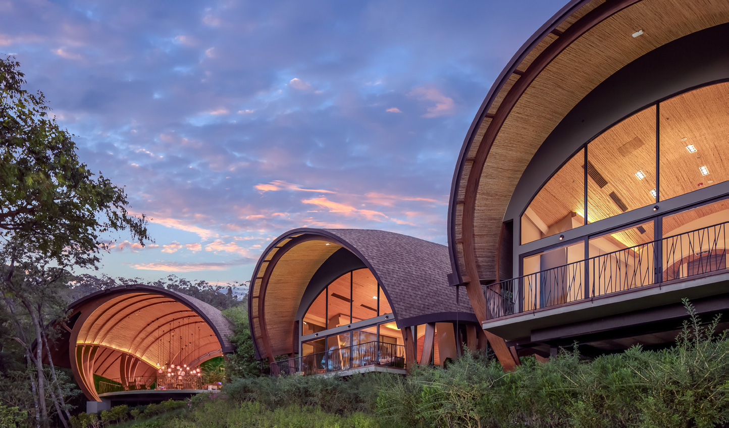 Modern and architecturally innovative