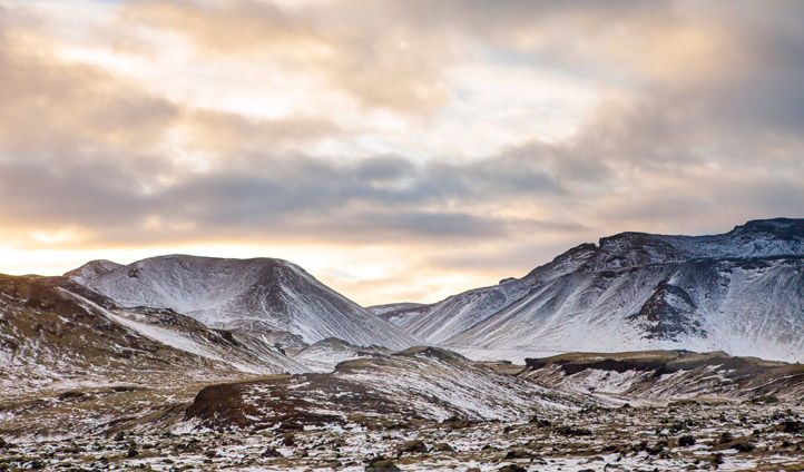 It's easy to see why Game of Thrones location scouts were drawn to Iceland