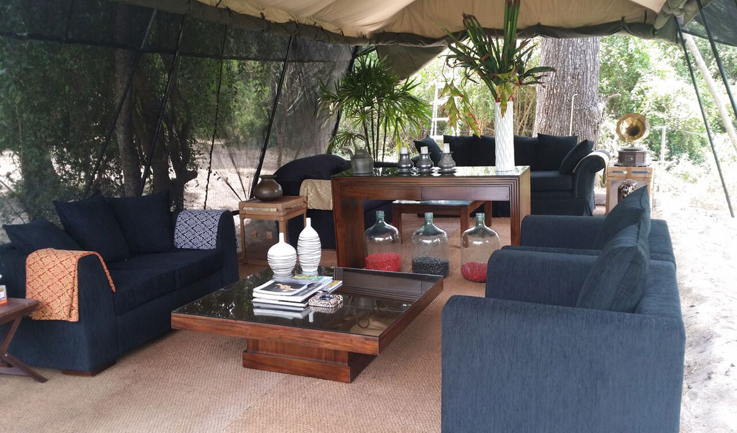 A slice of luxury in the National Park