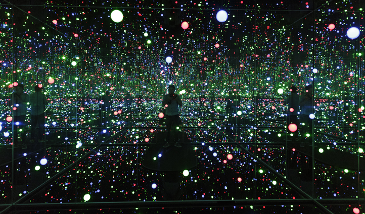 Lose yourself in installations at Louisiana Museum of Modern Art