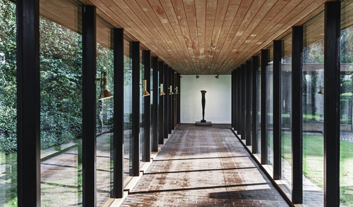 The light-filled spaces of Louisiana Museum of Modern Art