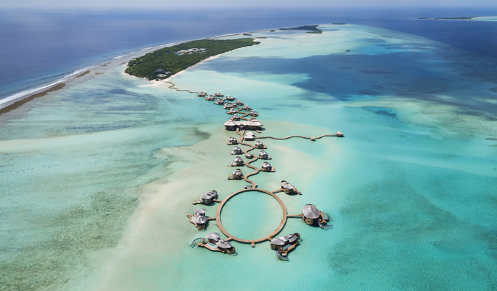 Soneva Jani is the ultimate Maldivian escape