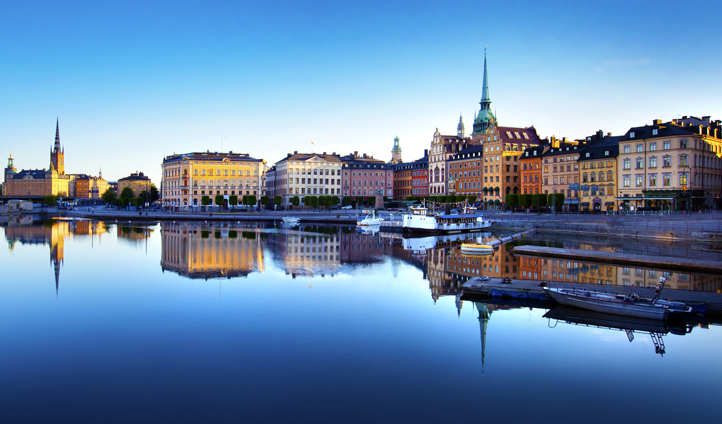 Get a feel for traditional Stockholm in the Old Town of Gamla Stan