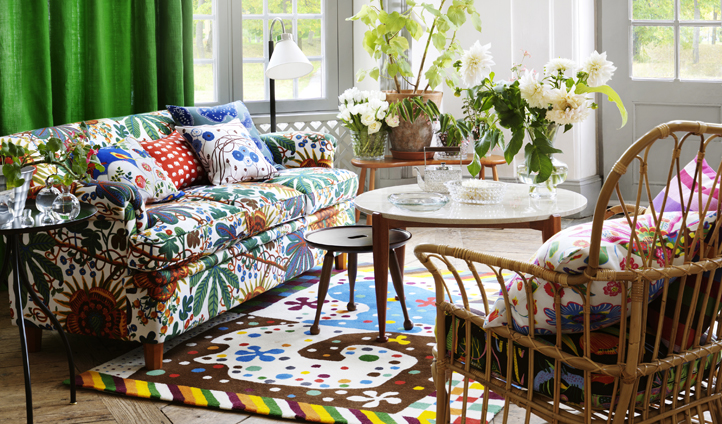 The dreamy interiors of Svenkst Tenn will have you redecorating your home in an instant