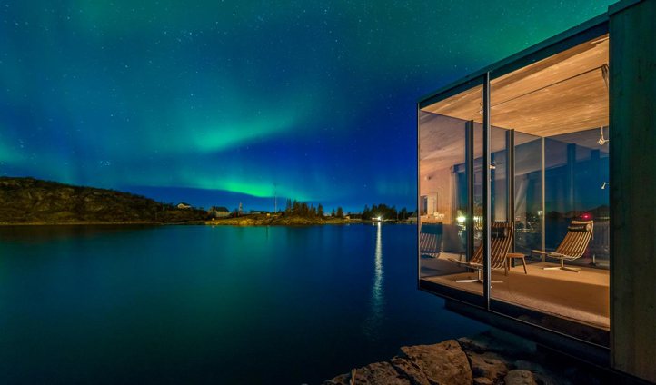 Time your visit to see the Aurora Borealis