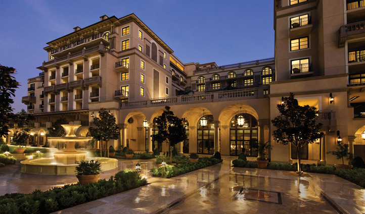A sprinkling of glamour at Montage Beverly Hills Hotel