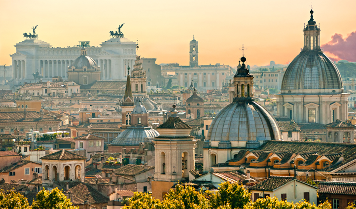 Explore the Eternal City