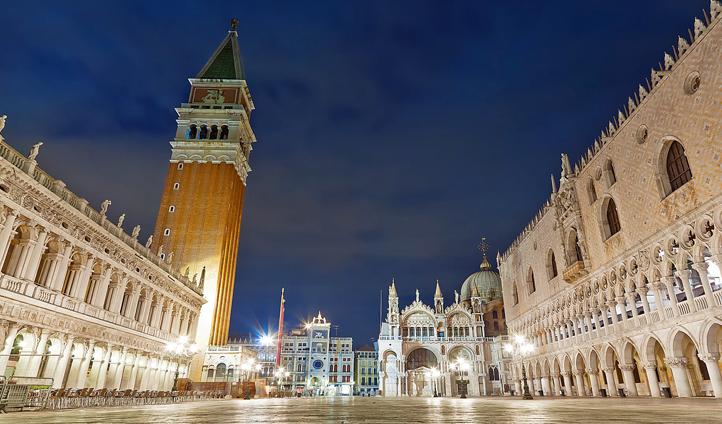 Your Venetian finale