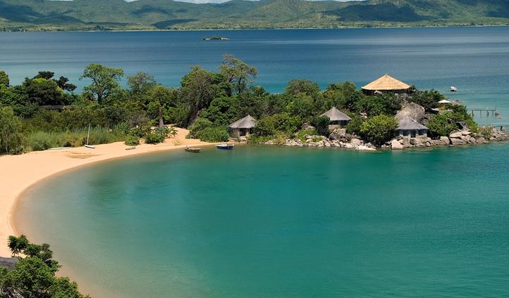 Enjoy glorious beaches at Kaya Mawa