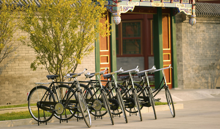 Enjoy a leisurely cycle around the Summer Palace