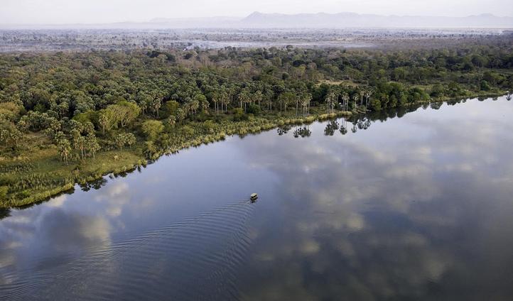 Explore the Shire River
