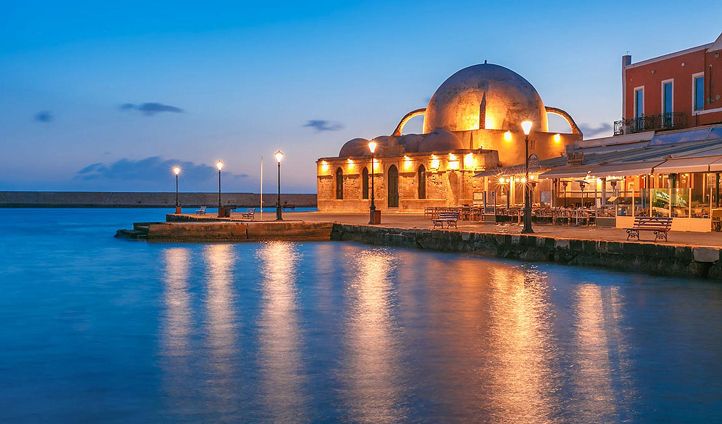 Explore beautiful Chania