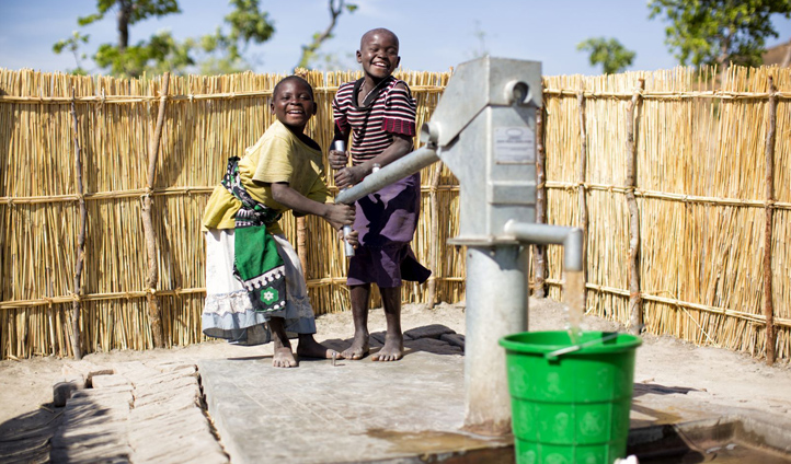 Help contribute to one of over 2,000 charity: water projects in Malawi