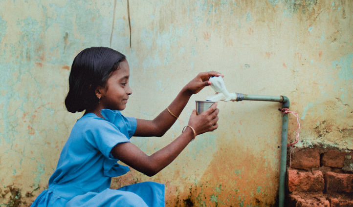 Better water access means girls can spend more time in school