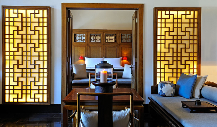 Imperial splendour at Aman Summer Palace