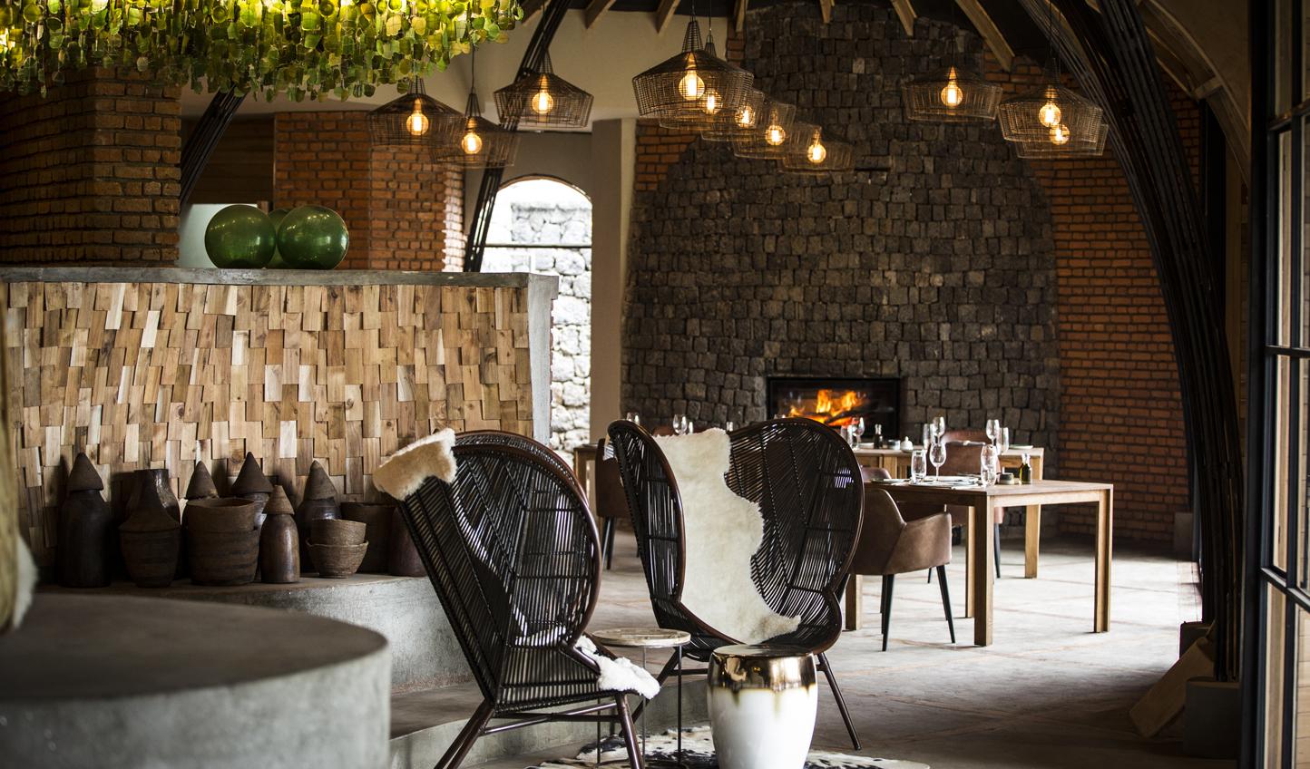 Bisate brings luxury to Rwanda