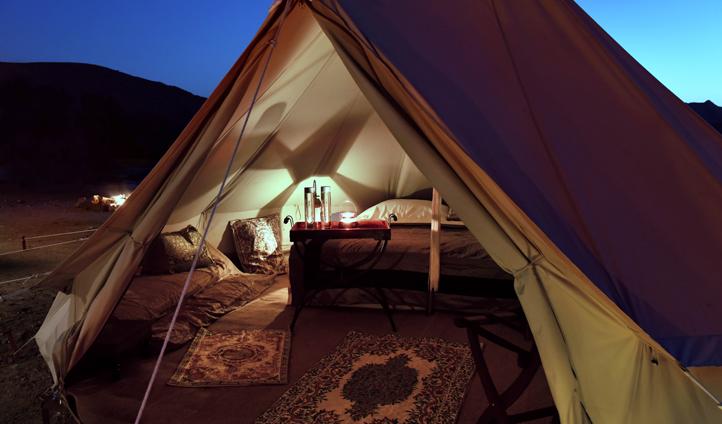 Step inside your desert home