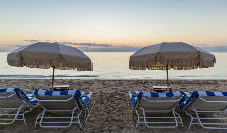 Nothing beats a Soho Beach House sunrise