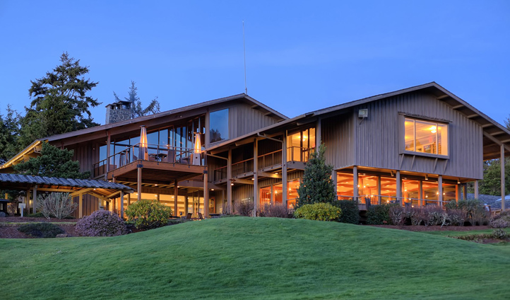 Salishan Spa & Golf Resort is the perfect spot to catch a glimpse of the eclipse