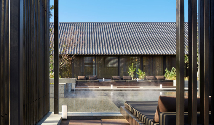 Embrace the ancient tradition of onsen