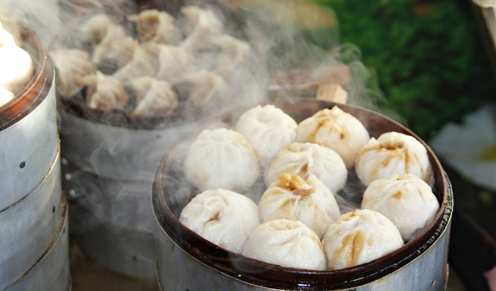 Sample some mouthwatering street food