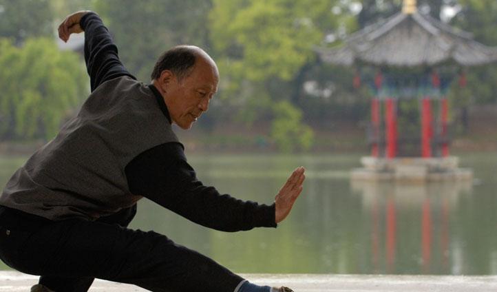 Tai chi in Bejing