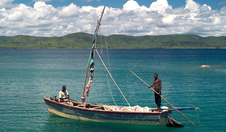 Learn the lifestyle of local fishermen as you head out onto Lake Malawi to fish for your supper