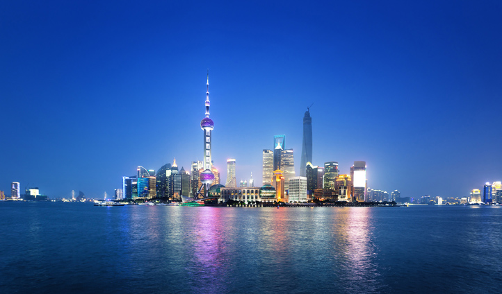 The bright lights of Shanghai give fascinating insight into modern China