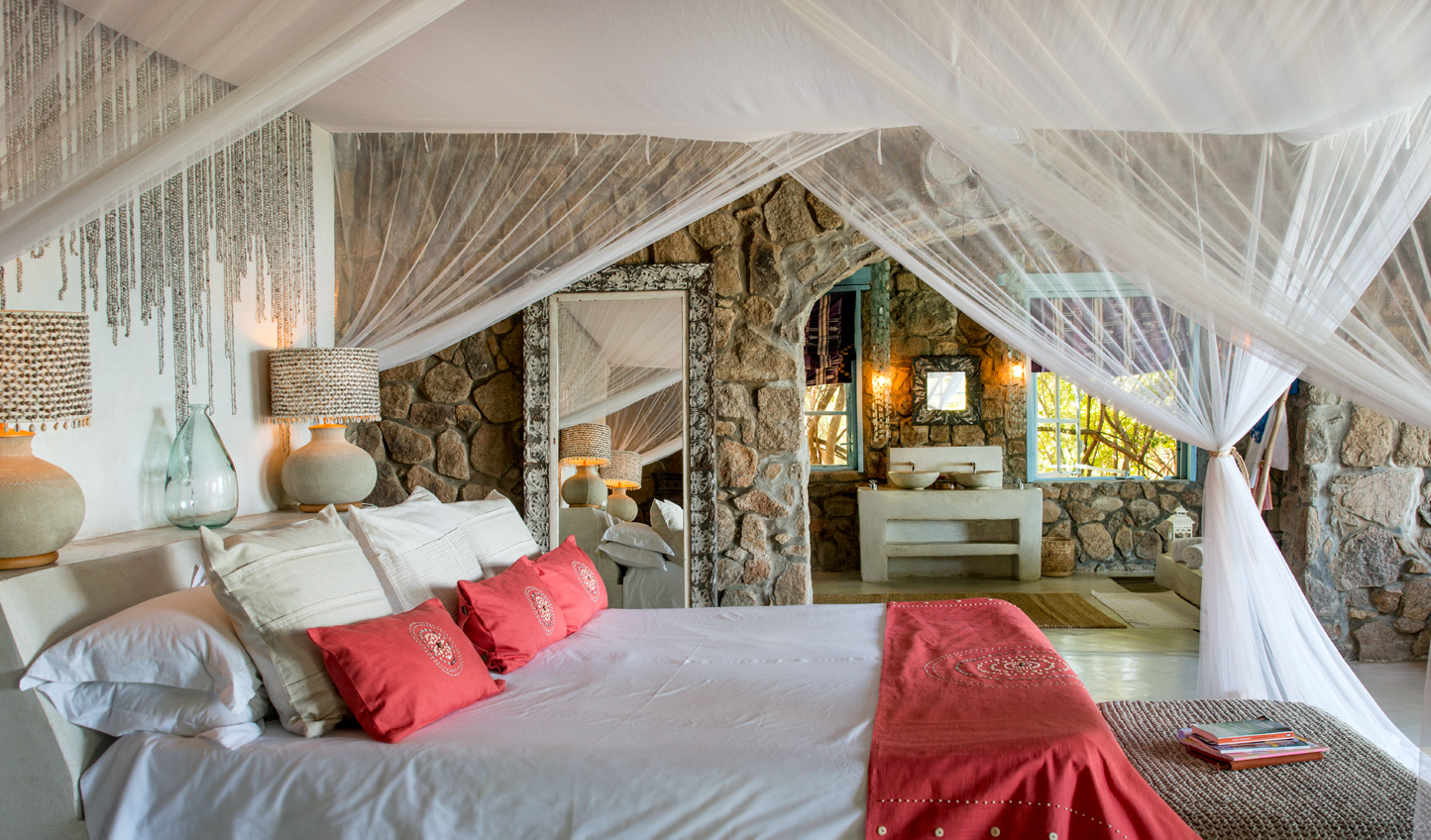 Rustic chic bedrooms