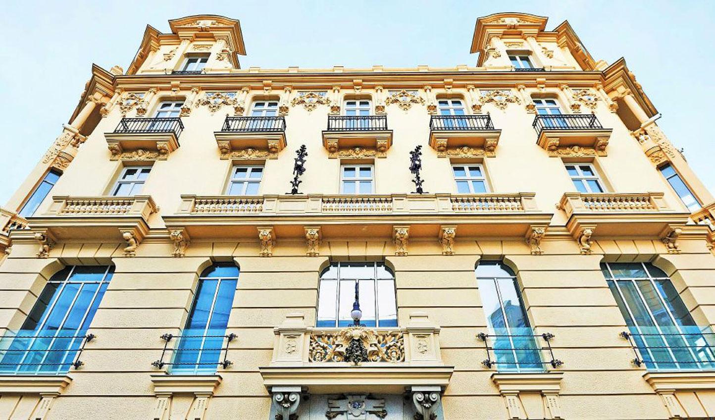 Exterior of Hotel URSO