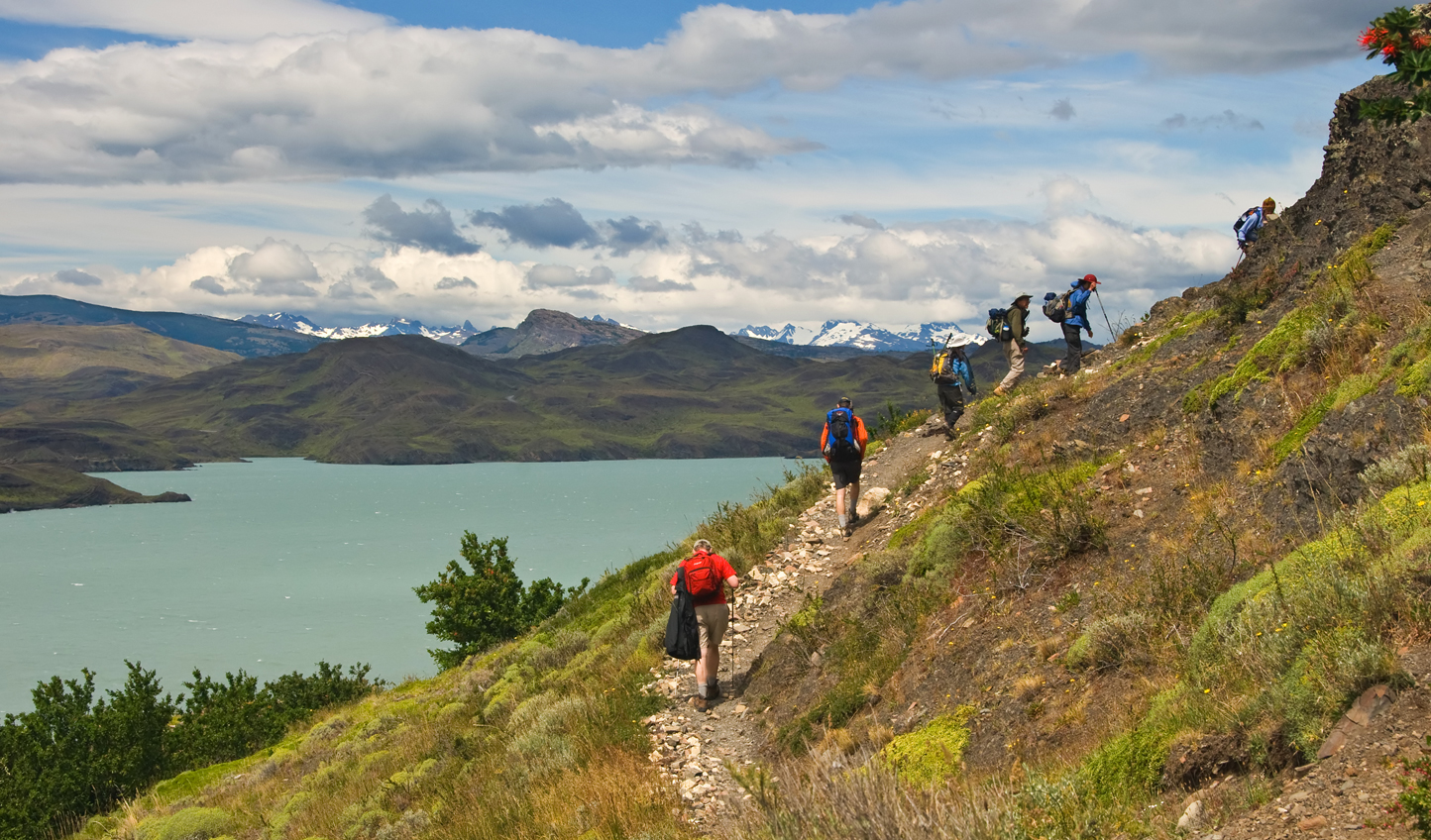 The best way to explore the Torres del Paine National Park