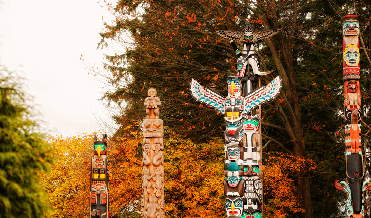Immerse yourself in First Nations culture
