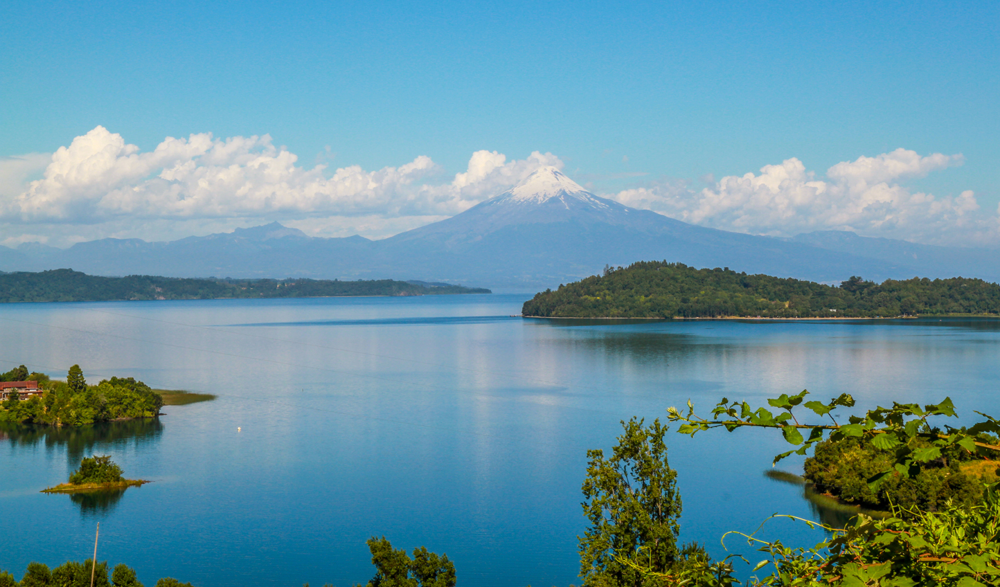 Explore Chile's luscious Lake District