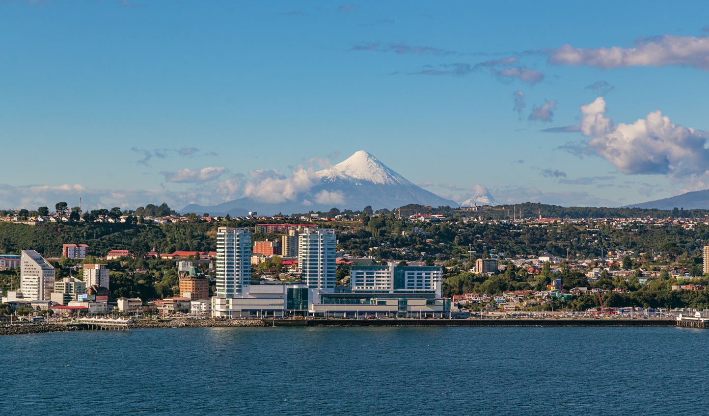 Puerto Montt: The gateway to the Lake District