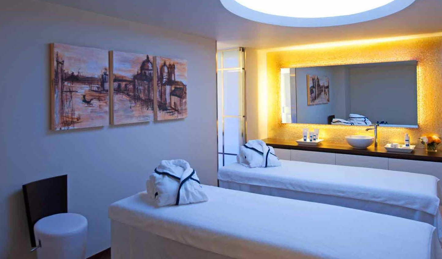 What could be better than a massage after a long day exploring the city?